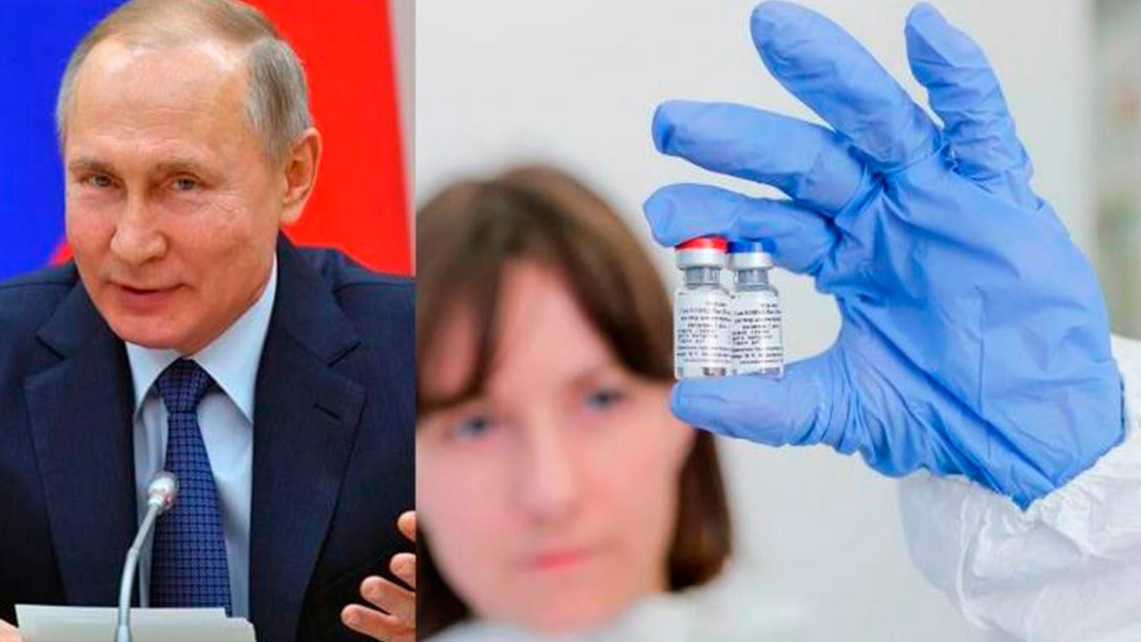 """Rusia registró la primera vacuna contra Covid-19 en el mundo y la bautiza como """"Sputnik V"""""""