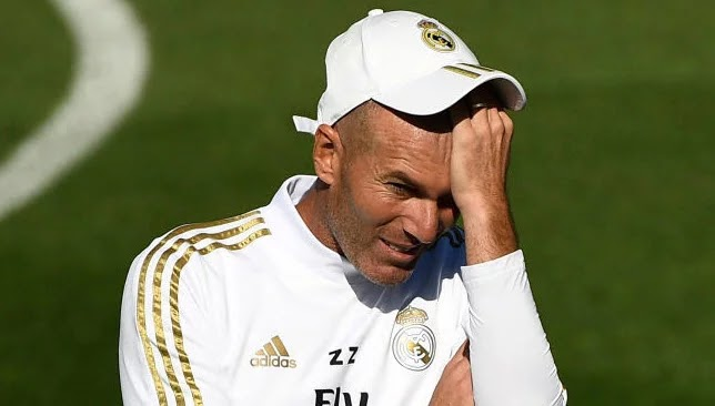 New absences in Real Madrid training before confronting Real Sociedad