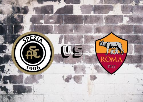 Spezia vs Roma  Resumen