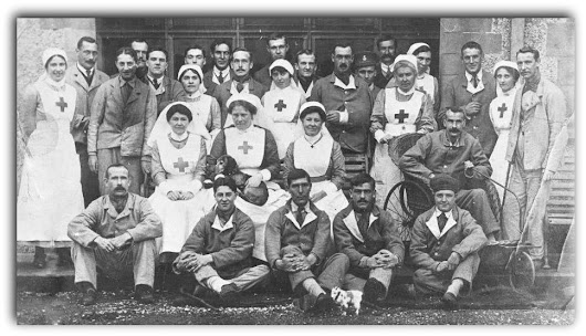 The Voluntary Aid Detachment (VAD's)