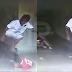 (Video) Menyangka Anak Dibuli, Bapa Terajang Kepala Kawan Anak Bertubi-tubi