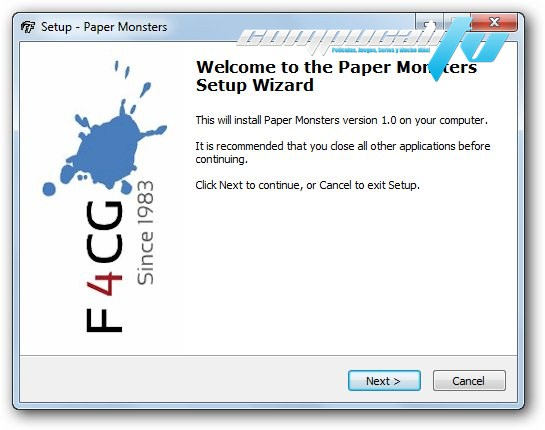Paper Monsters PC Full F4CG 1.0 Descargar
