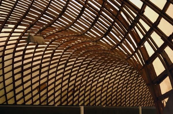gridshell-legno