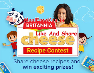 Britannia Cheese Recipe Contest