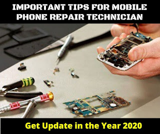 Now you can Download cell phone repair technician job description here in the year 2020