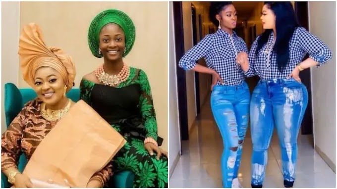 Biodun Okeowo's daughter reveals why she is not friends with Mercy Aigbe, Iyabo Ojo's daughters