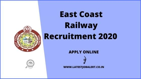 East Coast Railway Recruitment 2020 for 23 Office Superintendent