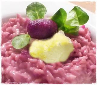 clotted-cream-in-risotto