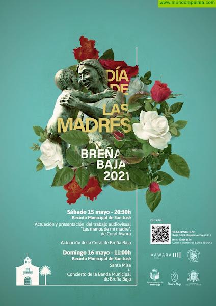 """BREÑA BAJA: """"Día de Las Madres"""""""
