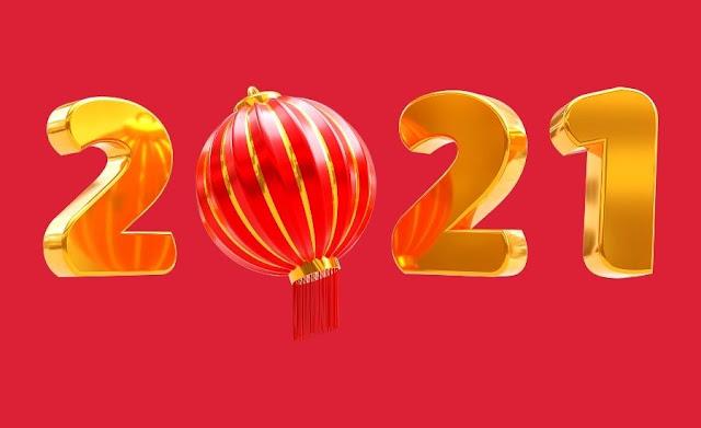 Ucapan Tahun Baru Cina 2021