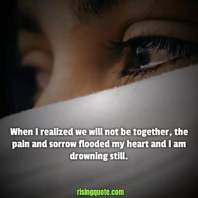 20 Sad Quotes | Sad Love Quotes 2021