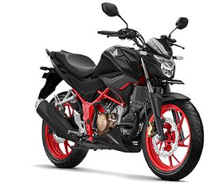 Harga Motor Honda All New CB150R Streetfire di Bali
