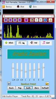 Koleksi Skin Desktop AdmindesPro dan Adi Player