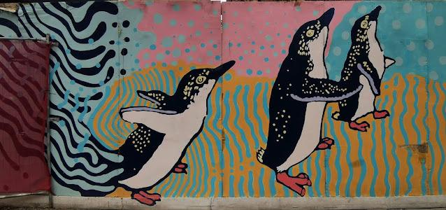 Manly Street Art | Inkhunter & Yt_ww