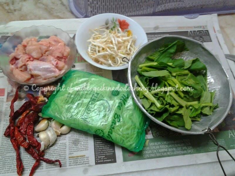 blog cik ina   cheng mee goreng resepi simple  mudah Resepi Mee Goreng Ratna Enak dan Mudah