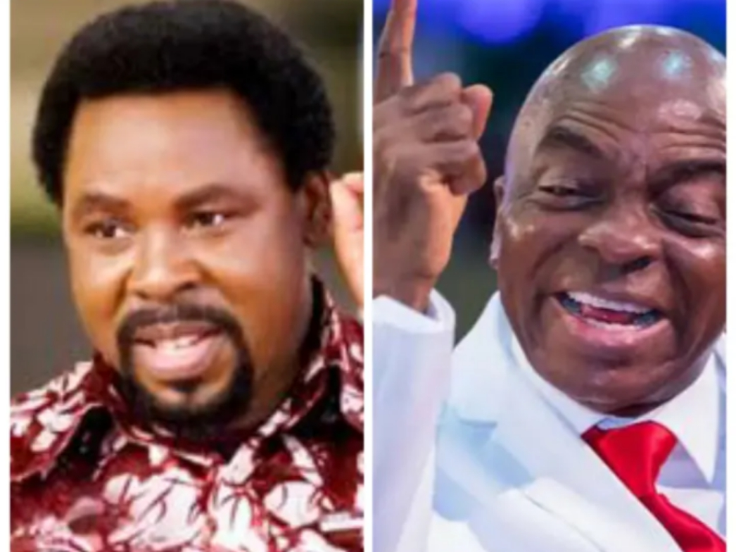 """""""TB Joshua Is Alive"""" Woman Laments In A Video, Oyedepo Drops New Prophecy"""