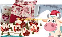 Logo Latte Merano ''Calendario dell'Avvento 2019'': vinci gratis articoli Linea Casa