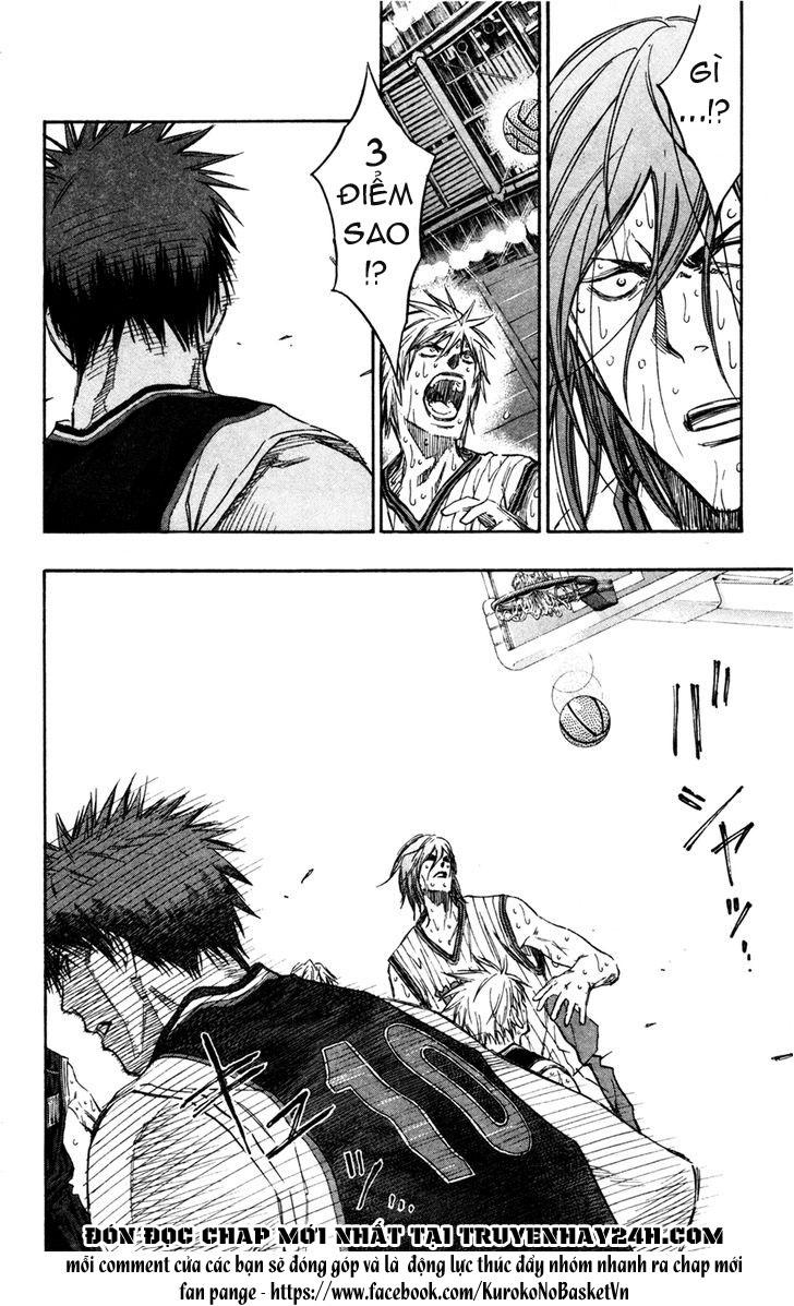 Kuroko No Basket chap 164 trang 12