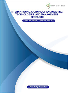 International Journal of Engineering Technologies and Management Research (IJETMR)