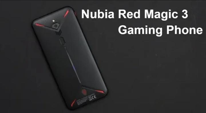 Nubia Red Magic 3 Smartphone Gaming Termurah Dengan Kipas Pendingin