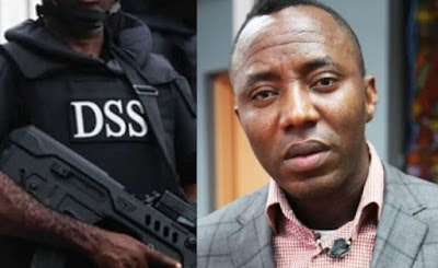 DSS Stops Sowore's Lawyers, Friends From Taking Him Home
