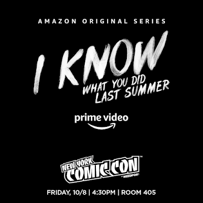 NYCC 2021 Amazon Prime I Know What You Did Last Summer Panel