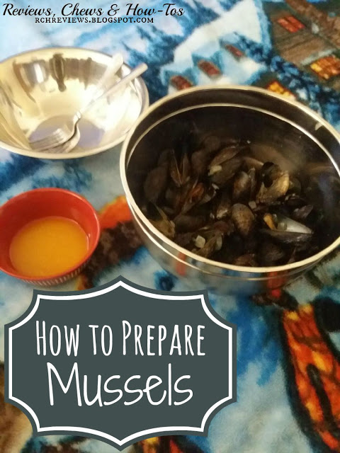 How to Prepare Mussels
