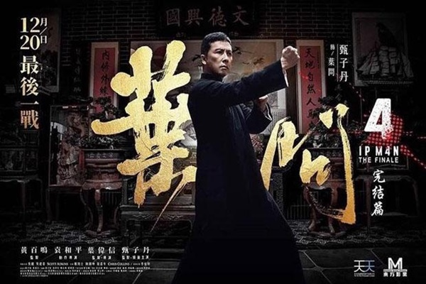 Baca Review Ip Man 4: The Finale