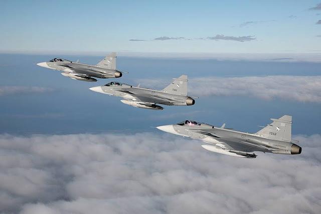 Thailand upgrade Gripen MS20