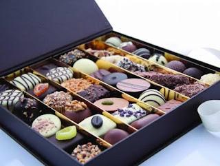 Coklat Belgia