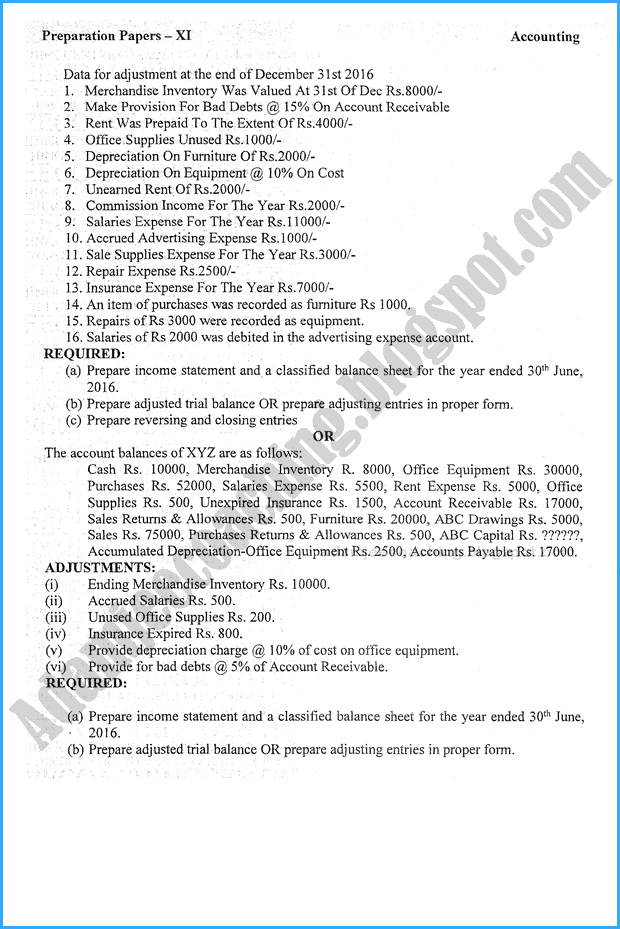 accounting-11th-adamjee-coaching-guess-paper-2018-commerce-group
