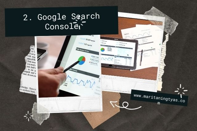 google search  console menginspeksi Url blog
