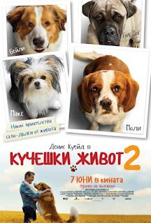 A Dog`s Journey / Кучешки живот 2 (2019)