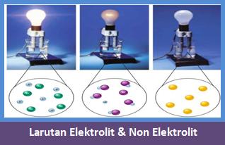 Larutan Elektrolit dan Non Elektrolit Apa Sih Perbedaanya?