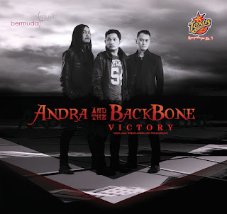 Andra And The Backbone - Victory - EP on iTunes