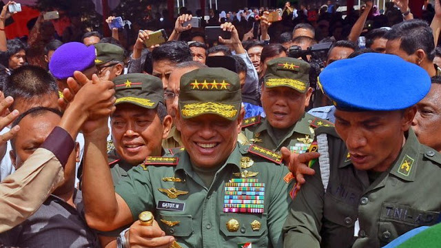 DPR Belum Terima Surat Presiden Terkait Pergantian Panglima TNI
