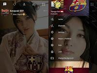 BBM MOD Barcelona apk Change Background v3.0.1.25 [Trangga Ken]