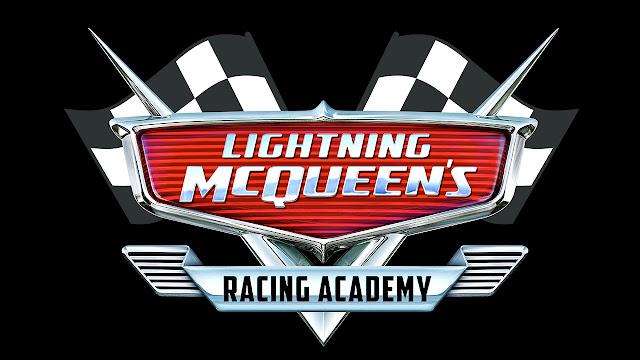 Lightning McQueen's Racing Academy Logo