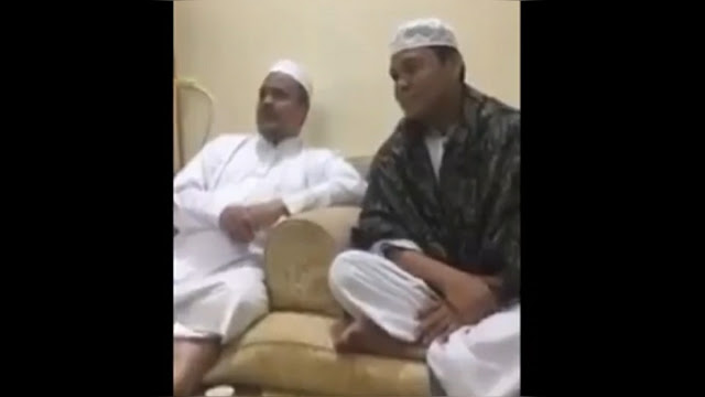 Gus Nur Langsung Ditangkap, Kok Penghina Habib Rizieq Masih Berkeliaran?