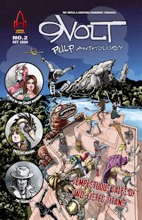 9 Volt Comics Anthology