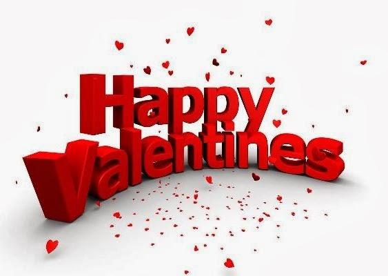 Kata Ucapan Selamat Hari Valentine 2014