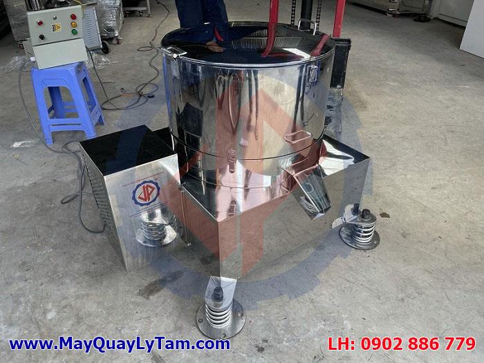 Máy vắt ly tâm công nghiệp Vĩnh Phát lồng quay 500mm