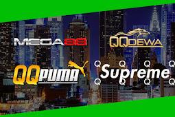 Link Alternatif QQPuma QQDewa Mega88 QQSupreme Terpercaya