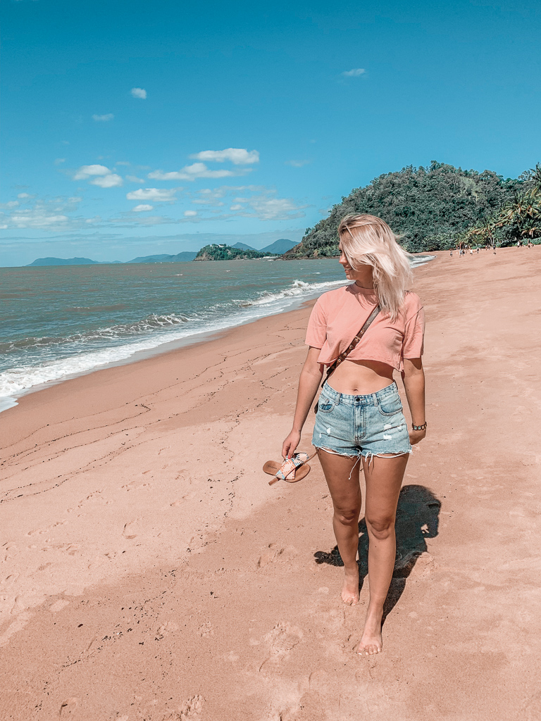 beaches in cairns
