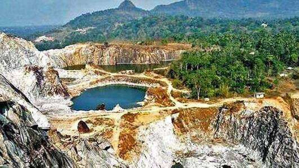News, Kerala, Thiruvananthapuram, Government, Environmental problems, The Recommendation of the Central Geological Survey Center to Start Supercars Quarries for each of the Three Districts