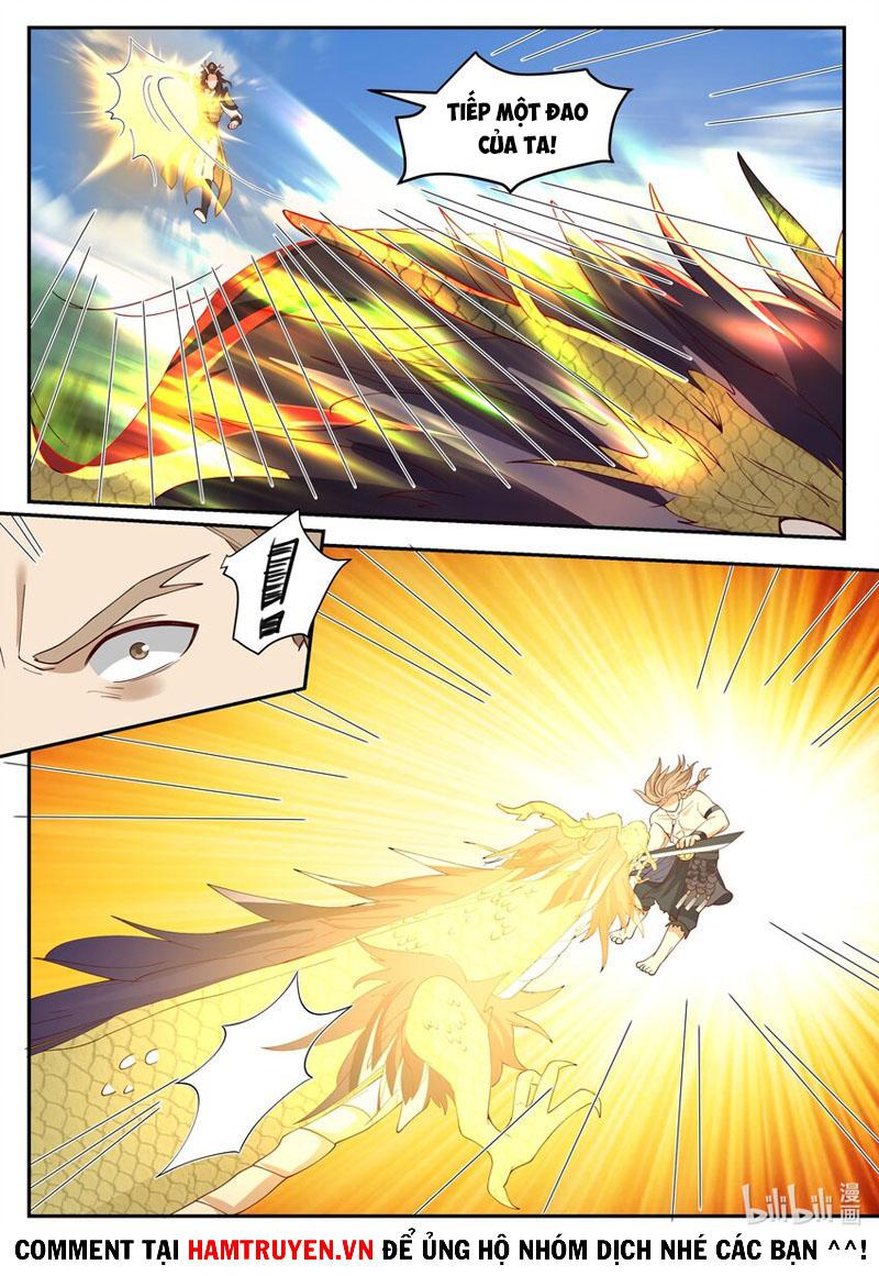 Thần Long Vương Tọa Chương 104 - Vcomic.net