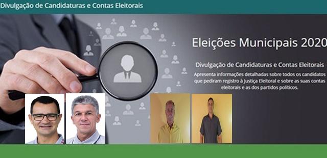 Divulgação de Candidaturas e Contas Eleitorais 2020