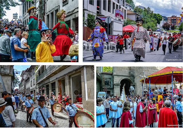 Festa de São Gonçalo, em Amarante, Portugal