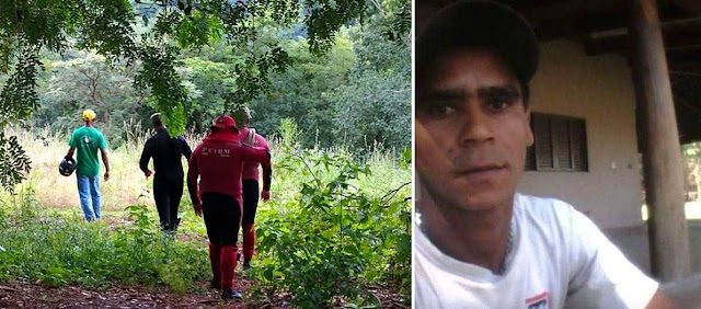 Jataí: Bombeiros localizam corpo de homem que havia desaparecido nas águas do Rio Claro