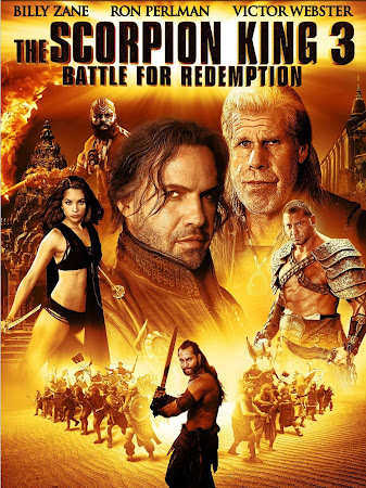 Poster Of The Scorpion King 3 2012 In Hindi Bluray 720P Free Download